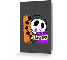 Jack-182 Greeting Card