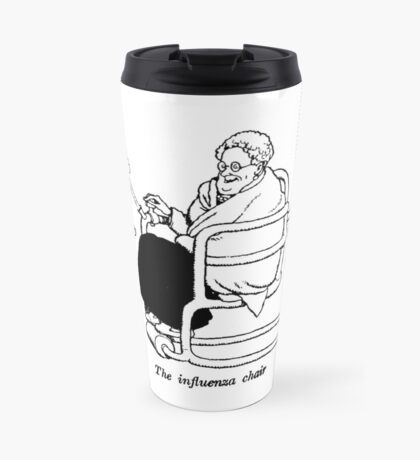 The Influenza Chair Travel Mug