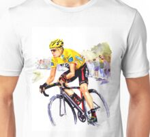 Final Stage 21, in Yellow! Unisex T-Shirt