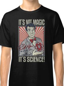 Official Bill Nye - It's Science Shirt Classic T-Shirt