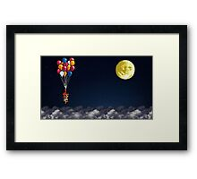 To Far Away Times Framed Print