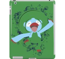Lombre Splatter Bubble iPad Case/Skin
