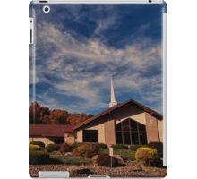 House of Worship iPad Case/Skin