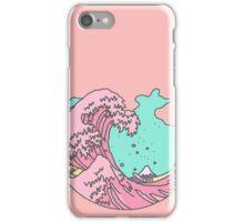 Pastel Waves iPhone Case/Skin