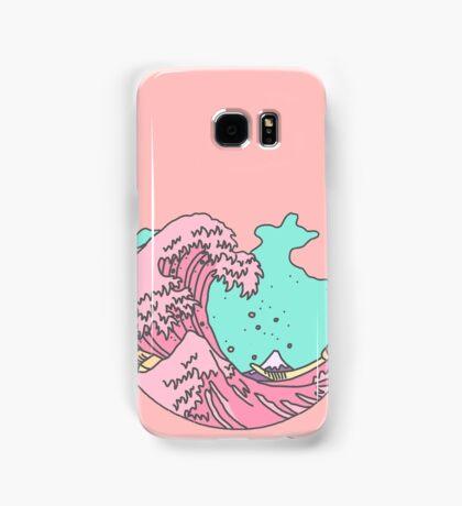 Pastel Waves Samsung Galaxy Case/Skin