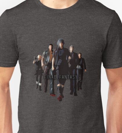 FFXV Characters Unisex T-Shirt