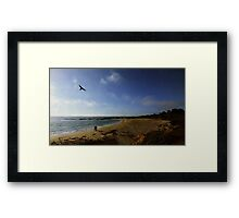 My Echo, My Shadow and Me Framed Print