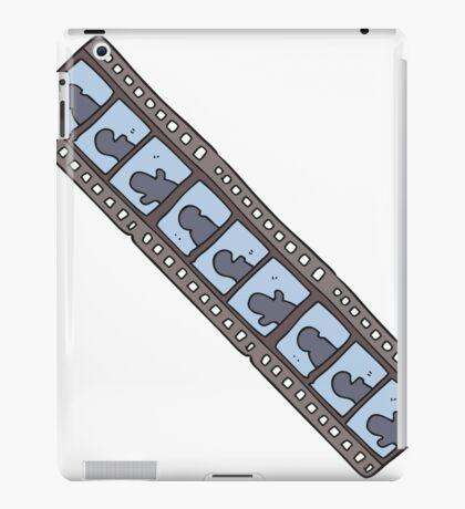 cartoon film strip iPad Case/Skin
