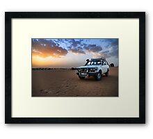 Queen of the Sahara Framed Print