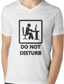 Gaming - DO NOT DISTURB Mens V-Neck T-Shirt