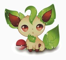 Leafeon .:Sunny Day:.  Kids Clothes
