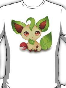 Leafeon .:Sunny Day:.  T-Shirt