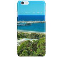 Mutton Bird Island and Jetty, Coffs Harbour iPhone Case/Skin