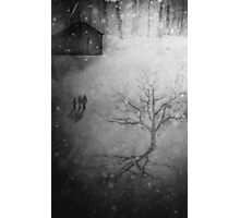 All My Instincts Photographic Print