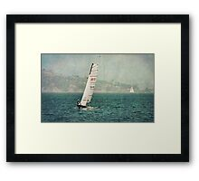 Remember Me As a Time of Day Framed Print