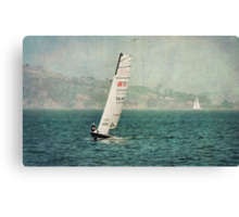 Remember Me As a Time of Day Canvas Print