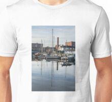 Boats in Bristol Unisex T-Shirt