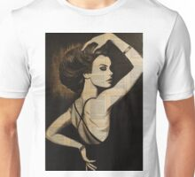 Passion in the dark (2016) Ink drawing  Unisex T-Shirt