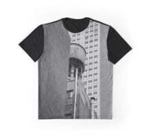 Water Tower | New York City, New York Graphic T-Shirt
