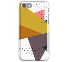 Number B iPhone Case/Skin