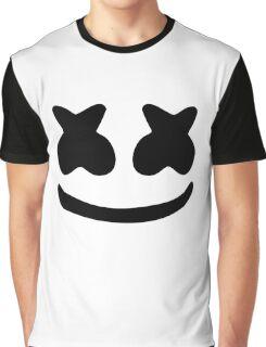 Marshmello Black Graphic T-Shirt