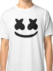 Marshmello Black Classic T-Shirt