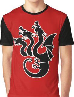 dragon game Graphic T-Shirt