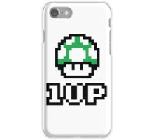 1 UP - Super Mario Bros. iPhone Case/Skin