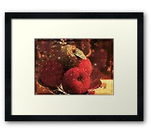 The Season Framed Print