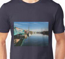 Bristol's historic Floating Harbour. Unisex T-Shirt
