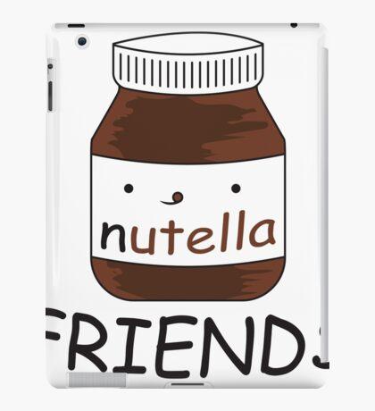 Nutella of Nutella and Skippy Best Friend  iPad Case/Skin
