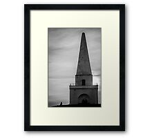Atop Killiney Hill Framed Print