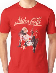 Nukacola Pin-up Unisex T-Shirt