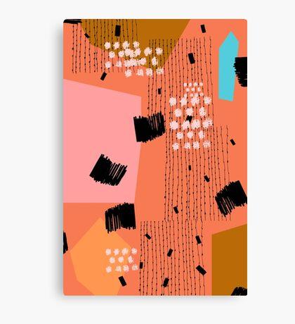 Clementine Canvas Print
