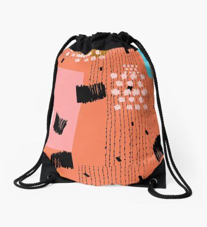 Clementine Drawstring Bag