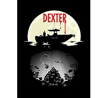 Dexter - Into the Depths Photographic Print