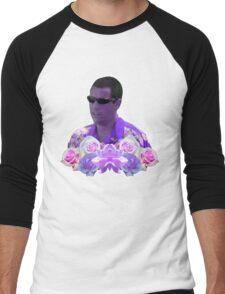kiss me hard b4 u go summertime sandler Men's Baseball ¾ T-Shirt