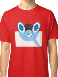 Rottom Pokedex - Pokemon Sun and Moon Classic T-Shirt