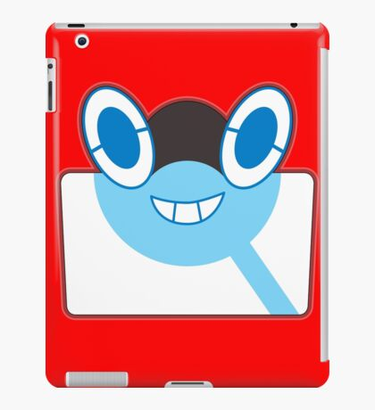 Rottom Pokedex - Pokemon Sun and Moon iPad Case/Skin