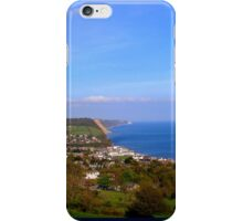 Overview of Sidmouth iPhone Case/Skin