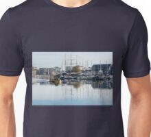 Bristol Ferry Boat Breaks the Calm Unisex T-Shirt