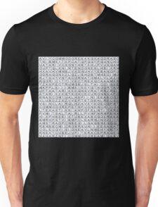 Find the retro techno..... Unisex T-Shirt