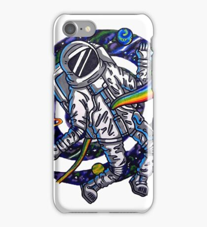 Dreaming Astronaut iPhone Case/Skin