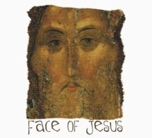 Jesus Christ painted by Andrei Rublev Kids Tee