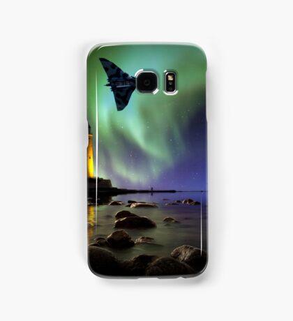Auroral Splendour for the Vulcan Samsung Galaxy Case/Skin