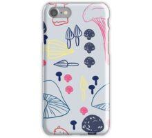 Pilzsuche iPhone Case/Skin