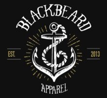 Anchor by BlackBeard Apparel / Custom Designs