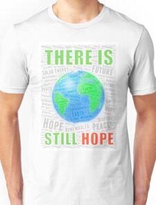 Global Warming Word Cloud - Design 1 Unisex T-Shirt