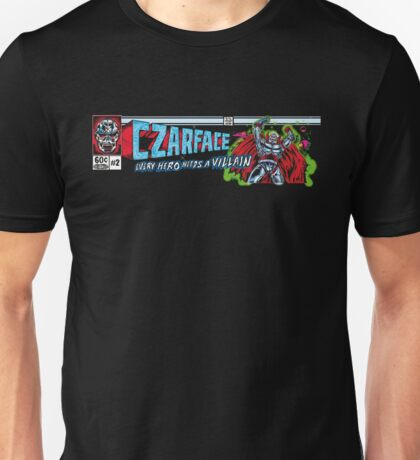 Czarface Unisex T-Shirt