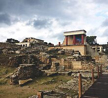 Ruins of Knossos  by ProjectSpearman